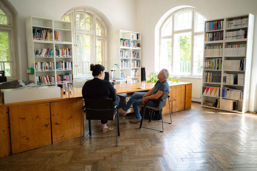 Transalpine Gespräche #2 – Für Kunstschaffende, mit Kunstschaffenden