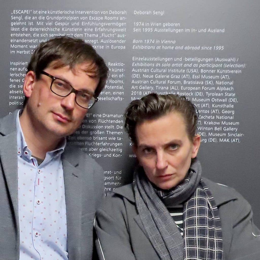 Gegenwart kuratieren – Günther Oberhollenzer
