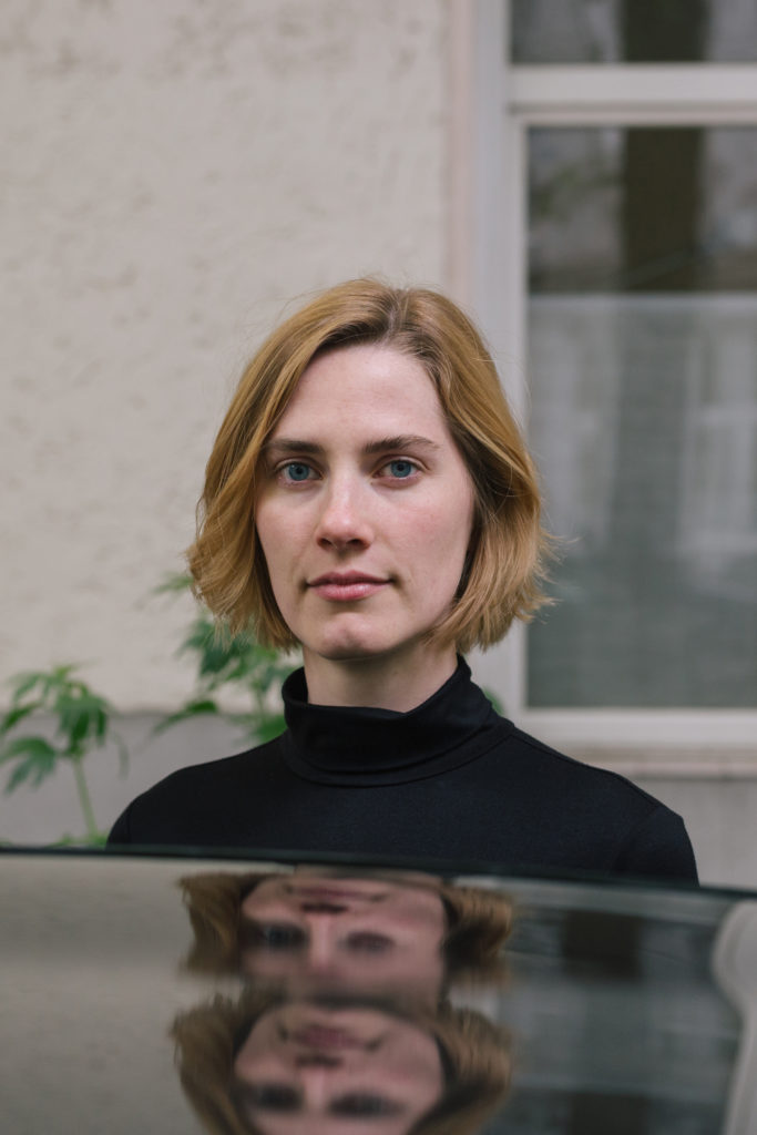 Gegenwart kuratieren – Gloria Hasnay